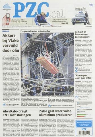 Provinciale Zeeuwse Courant 2010-10-22