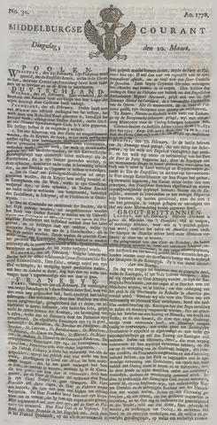 Middelburgsche Courant 1778-03-10