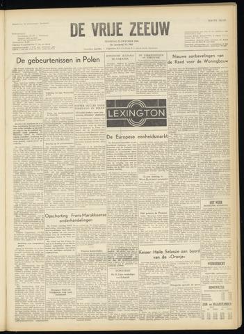 de Vrije Zeeuw 1956-10-23
