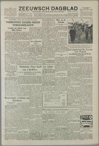 Zeeuwsch Dagblad 1950-11-27