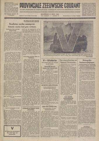 Provinciale Zeeuwse Courant 1941-08-11