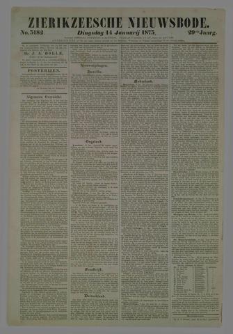 Zierikzeesche Nieuwsbode 1873-01-14