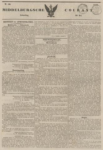 Middelburgsche Courant 1843-05-20
