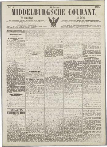 Middelburgsche Courant 1901-05-15
