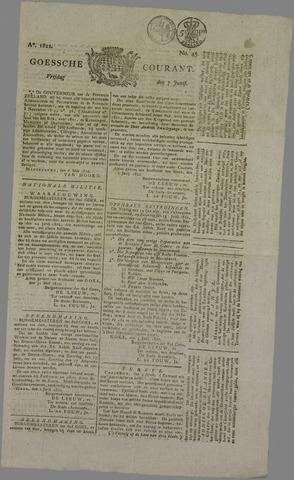 Goessche Courant 1822-06-07