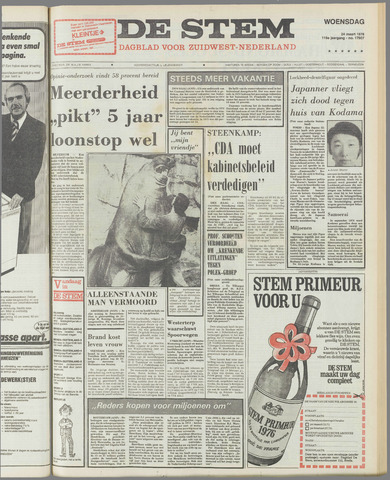de Stem 1976-03-24