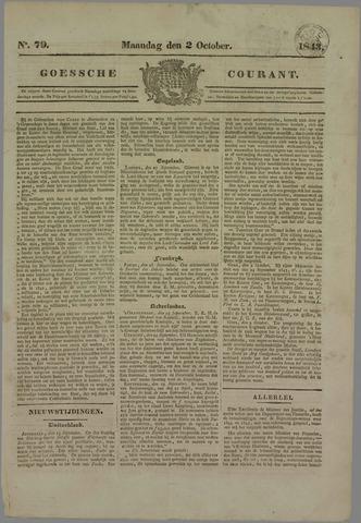 Goessche Courant 1843-10-02