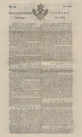 Middelburgsche Courant 1762-05-06