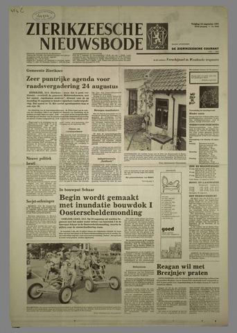 Zierikzeesche Nieuwsbode 1981-08-14