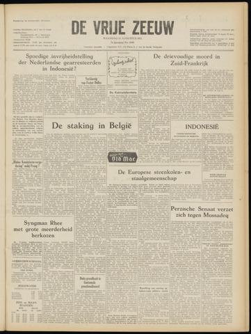 de Vrije Zeeuw 1952-08-11