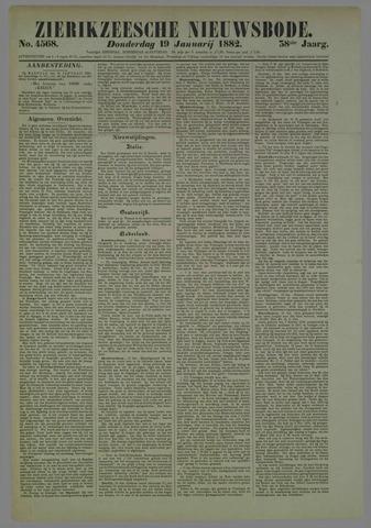 Zierikzeesche Nieuwsbode 1882-01-19