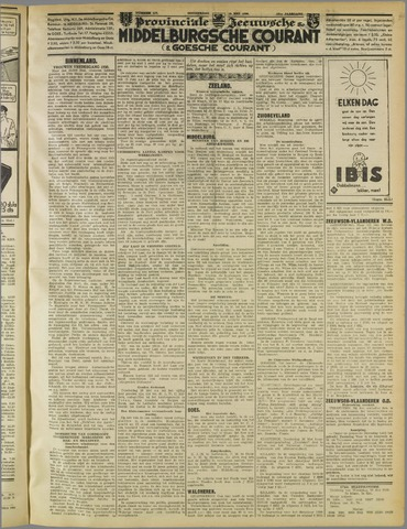 Middelburgsche Courant 1938-05-19