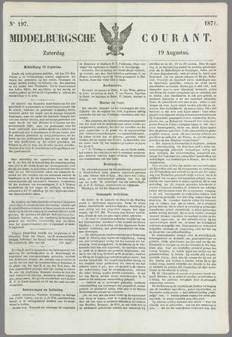 Middelburgsche Courant 1871-08-19