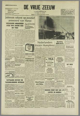de Vrije Zeeuw 1968-10-26