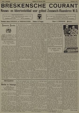 Breskensche Courant 1936-02-28