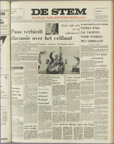 de Stem 1970-02-02