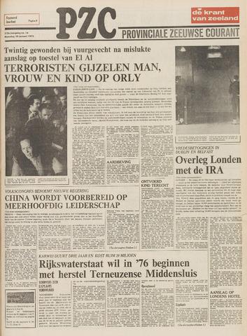 Provinciale Zeeuwse Courant 1975-01-20