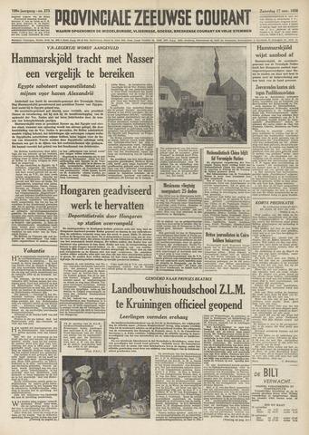 Provinciale Zeeuwse Courant 1956-11-17