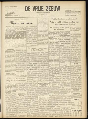de Vrije Zeeuw 1957-11-09