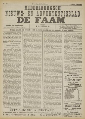 de Faam en de Faam/de Vlissinger 1904-05-25