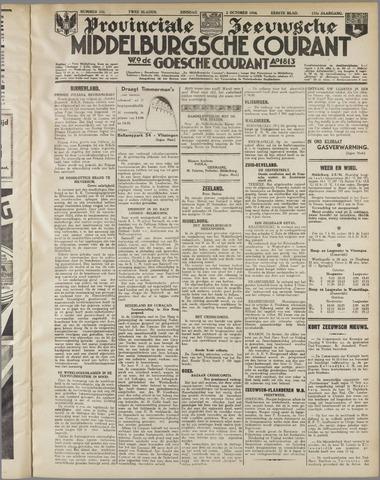 Middelburgsche Courant 1934-10-02