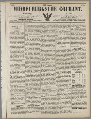 Middelburgsche Courant 1903-07-06