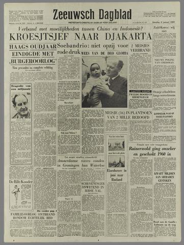 Zeeuwsch Dagblad 1960