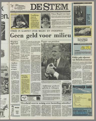 de Stem 1989-03-31