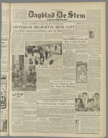 de Stem 1954-07-22