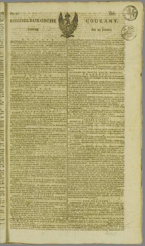 Middelburgsche Courant 1817-01-25