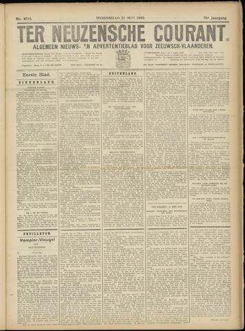Ter Neuzensche Courant. Algemeen Nieuws- en Advertentieblad voor Zeeuwsch-Vlaanderen / Neuzensche Courant ... (idem) / (Algemeen) nieuws en advertentieblad voor Zeeuwsch-Vlaanderen 1930-05-21
