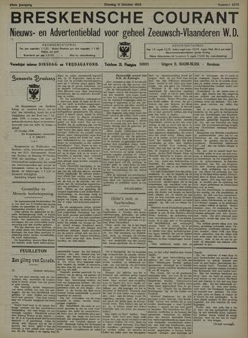 Breskensche Courant 1938-10-11