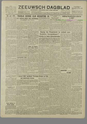 Zeeuwsch Dagblad 1949-01-11