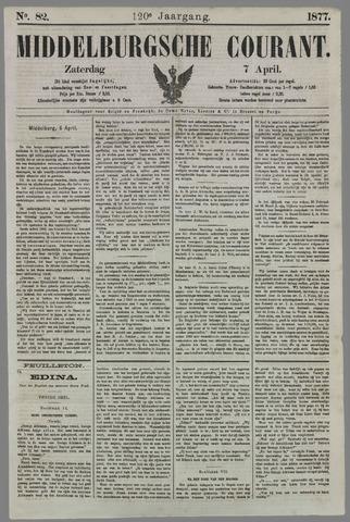 Middelburgsche Courant 1877-04-07