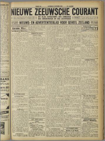 Nieuwe Zeeuwsche Courant 1923-10-27