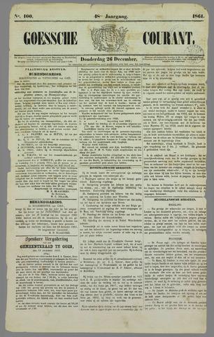 Goessche Courant 1861-12-26