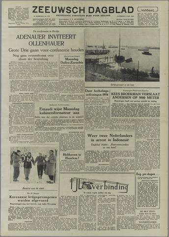 Zeeuwsch Dagblad 1954-01-09