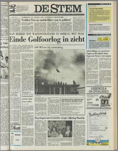 de Stem 1988-07-19