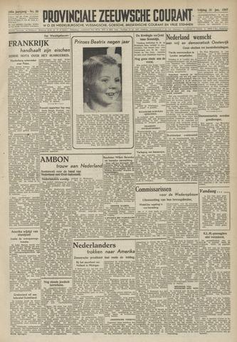 Provinciale Zeeuwse Courant 1947-01-31