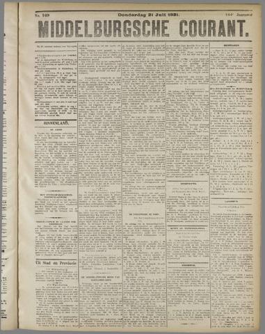 Middelburgsche Courant 1921-07-21
