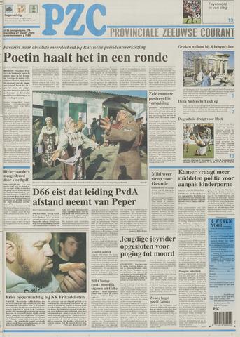 Provinciale Zeeuwse Courant 2000-03-27