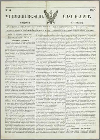 Middelburgsche Courant 1857-01-13