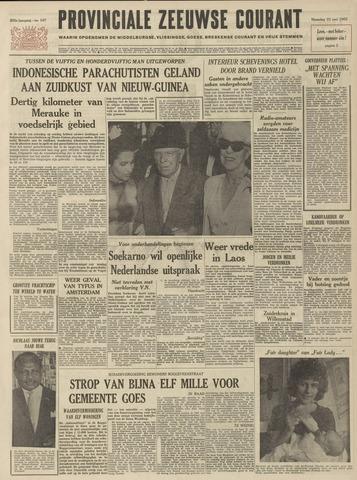 Provinciale Zeeuwse Courant 1962-06-25