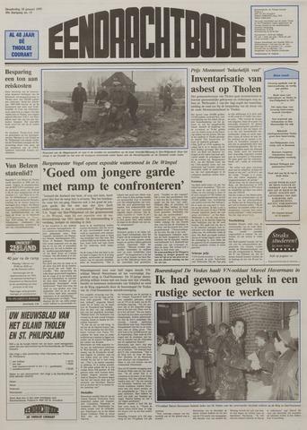 Watersnood documentatie 1953 - kranten 1993-01-28