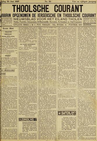 Ierseksche en Thoolsche Courant 1937-06-25
