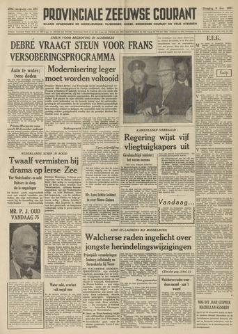 Provinciale Zeeuwse Courant 1961-12-05