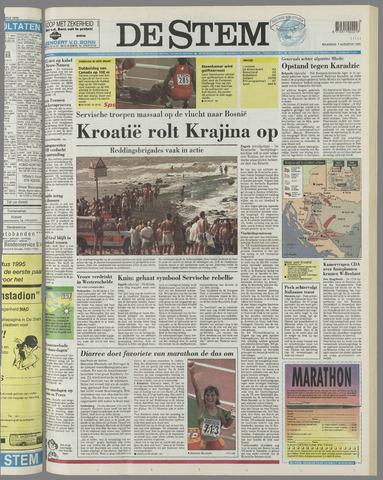 de Stem 1995-08-07