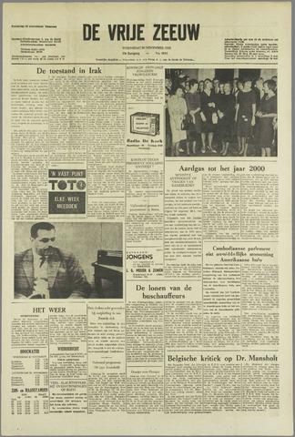 de Vrije Zeeuw 1963-11-20
