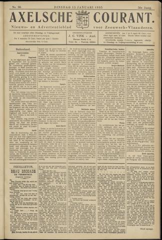Axelsche Courant 1935-01-15