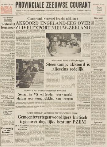 Provinciale Zeeuwse Courant 1971-06-23